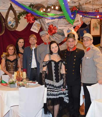 New Year´s Eve celebration with programme in the Prague centre