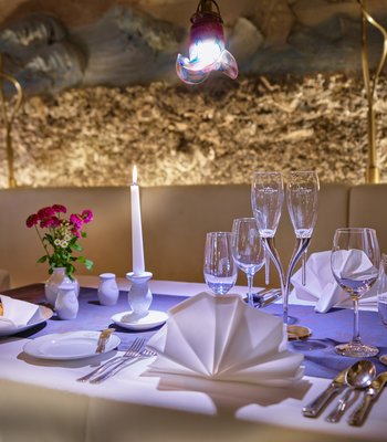 Christmas Galadinner menu - Gourmet restaurant in Prague city center